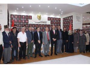 Şehit ve Gaziler Derneği Şube Başkanı görevden alındı