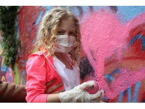 'Özel Çocuklar' özel dünyalarını renklerle buluşturdu