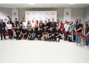 """""""Ders de Çalışırım Yemek de Yaparım"""" yarışmasının finali UKÜ'de yapıldı"""