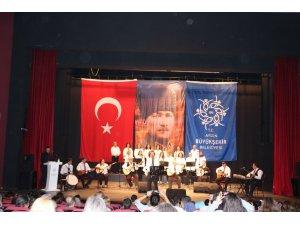 Aydın'da müzik dolu gece