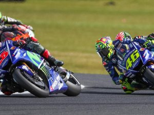 MotoGP'de sıradaki durak ABD