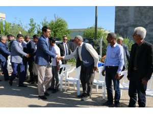 Başkan Kartal'dan taziye ziyareti