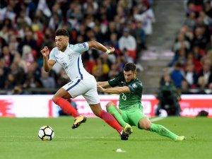 Oxlade-Chamberlain Dünya Kupası'nda forma giyemeyecek