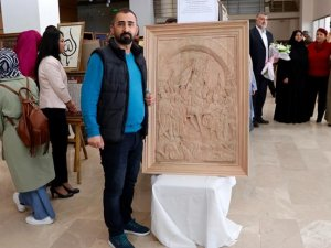 İstanbul'un fethini tabloya işledi
