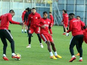 Gençlerbirliği'nde Bursaspor maçı hazırlıkları başladı