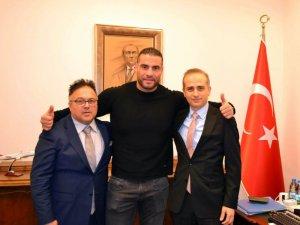 Dünya şampiyonu Trabzon'a geliyor