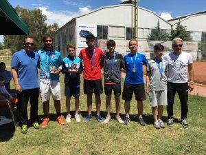Osmangazili Raket Dünya Şampiyonası'nda