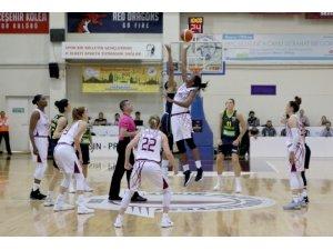 Bilyoner.com Kadınlar Basketbol Süper Ligi: Yakın Doğu Üniversitesi: 68 - Fenerbahçe: 61