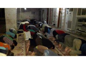 Halep'te ilk teravih