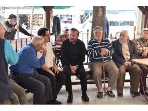 Başkan Doğan'dan Ramazan ayında mahalle ziyaretleri