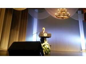 """Egemen Bağış: """"İsrail devletinin acımasız siyasetine tüm dünyanın sesini yükseltmesi gerekir"""""""