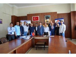 Sorgun İŞGEM'de 12 firma ile sözleşme imzalandı