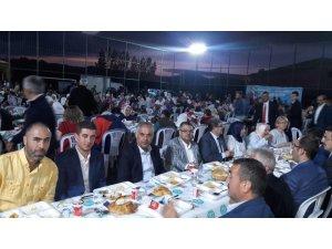 Başkan Yaman iftar programına katıldı