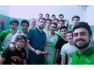 Mamak Belediyesi U-21 Basketbol Takımı finalde