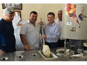 AK Partili Özkan, Görmarmaralılarla buluştu