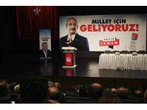 """CHP Genel Başkanı Kılıçdaroğlu: """"Küçük ayrıntılarda iş bölümüne giden ülkeler gelişmiş ülkelerdir"""""""