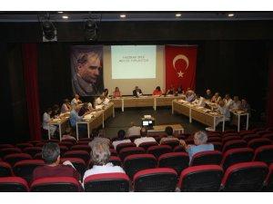 Kuşadası Belediye Meclisi Haziran ayı toplantısı yapıldı