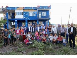 """Başkan Atilla: """"Çınar'a hizmetlerimizi sunmaya devam ediyoruz"""""""