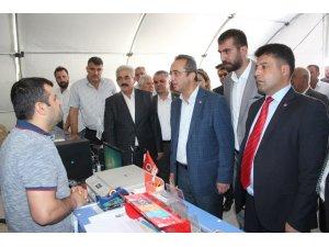 CHP'li Bülent Tezcan'dan konteyner kent eleştirisi