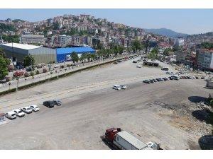 Yıllardır proje bekleyen Lavuar Alanı'na, Cumhurbaşkanı Erdoğan'dan 'Millet Bahçesi' müjdesi