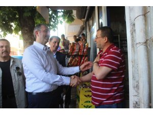 """Adalet Bakanı Gül: """"Apoletleri sökmek istiyorsan sıkıyorsa Kandil'e gel"""""""