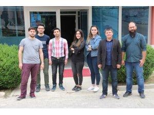 23 öğrenci Erasmus+ ile Avrupa'da staj imkanı yakaladı