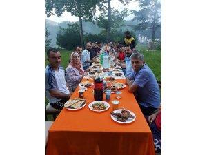 Evkur Yeni Malatyaspor'da kulüp çalışanlarına iftar