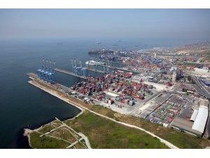 Türk limanları TEU bazında 2018 ilk çeyrekte yüzde 18 büyüdü