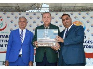 """Cumhurbaşkanı Erdoğan: """"Senin genel başkanın da aynı şeyleri söyledi ama kuzu kuzu geldi. Ama sen o fırsatı da bulamayacaksın"""""""