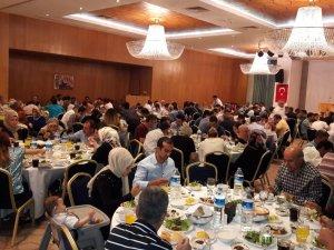 Diyarbakır PTT Başmüdürlüğü personelleri iftar yemeğinde buluştu