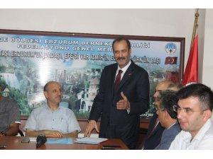 MHP'nin Erzurumlu adayları sahada