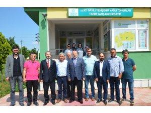 """AK Parti Milletvekili Adayı Ahmet Yelis: """"Mera hayvancılığı teşvik edilmelidir"""""""