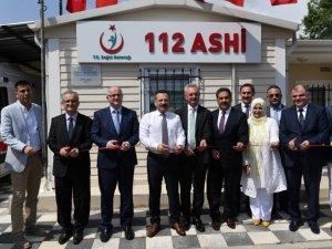 Gebze 4 Nolu Acil Sağlık Hizmetleri İstasyonu hizmete açıldı