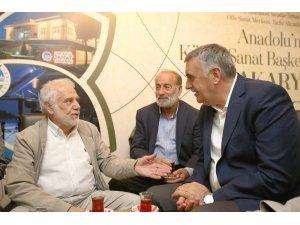 Prof. Dr. Sırma Kitap Sokağı'nda okurları ile buluştu
