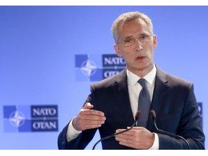"""NATO Genel Sekreteri: ABD ile Türkiye'nin Menbiç konusundaki yol haritasını memnuniyetle karşılıyoruz"""""""