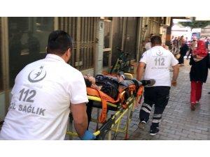 Akyazı'da silahlı saldırı: 1 yaralı