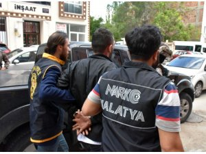 Uyuşturucu operasyonunda 19 şüpheli tutuklandı