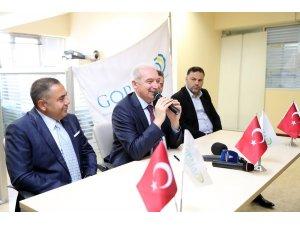 Başkan Mevlüt Uysal, Gaziosmanpaşa'da ziyaretlerde bulundu
