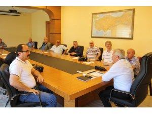 Kozlu Belediyespor görev dağılımı yaptı