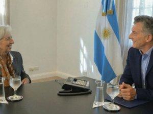 Arjantin IMF ile kredi için anlaştı