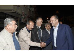 Mamak Belediye Başkanı Akgül sahurda muhtarlarla buluştu