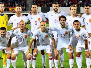 2018 FIFA Dünya Kupası'nda B Grubu: İspanya