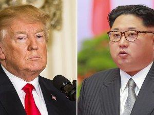 Trump, Kim'i Beyaz Saray'a davet edebilir