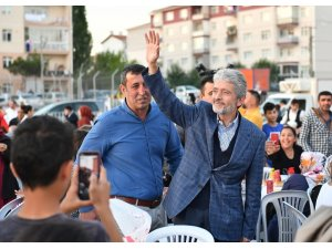 Başkan Tuna başkentlilerle iftar sofralarında buluşuyor