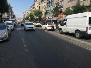 Fatih'te ters yoldan gelip yaya çarpan sürücü serbest bırakıldı