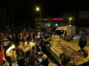 Simav'da trafik kazası: 7 yaralı