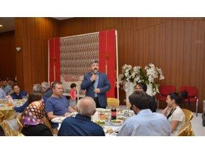 Gediz Belediyesi'nden engellilere iftar
