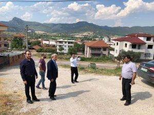 Osmaneli'de doğalgaz çalışmaları