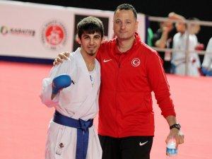 Eray Şamdan ve Erkek Kata Milli Takımı İstanbul'da finalde