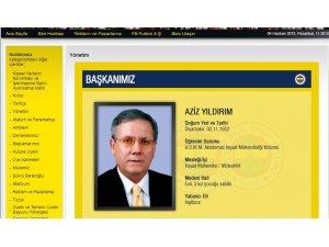 Fenerbahçe'de yönetim güncellendi